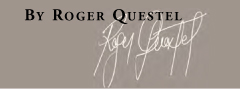By Roger Questel