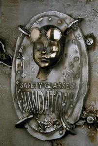 Blind Cherub Safety Glasses
